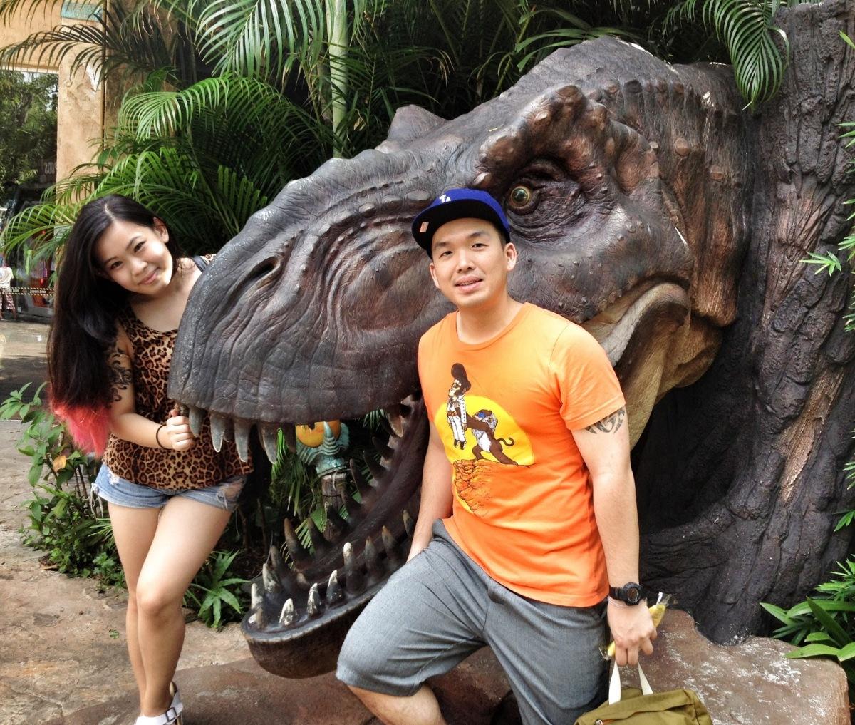 Universal Studios Singapore 2013 - Part 2