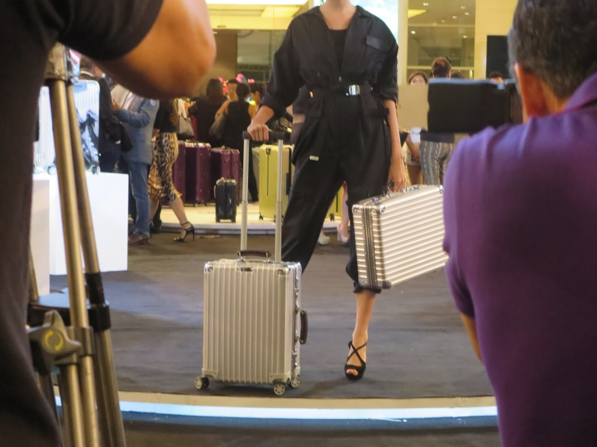 The Rimowa Journey