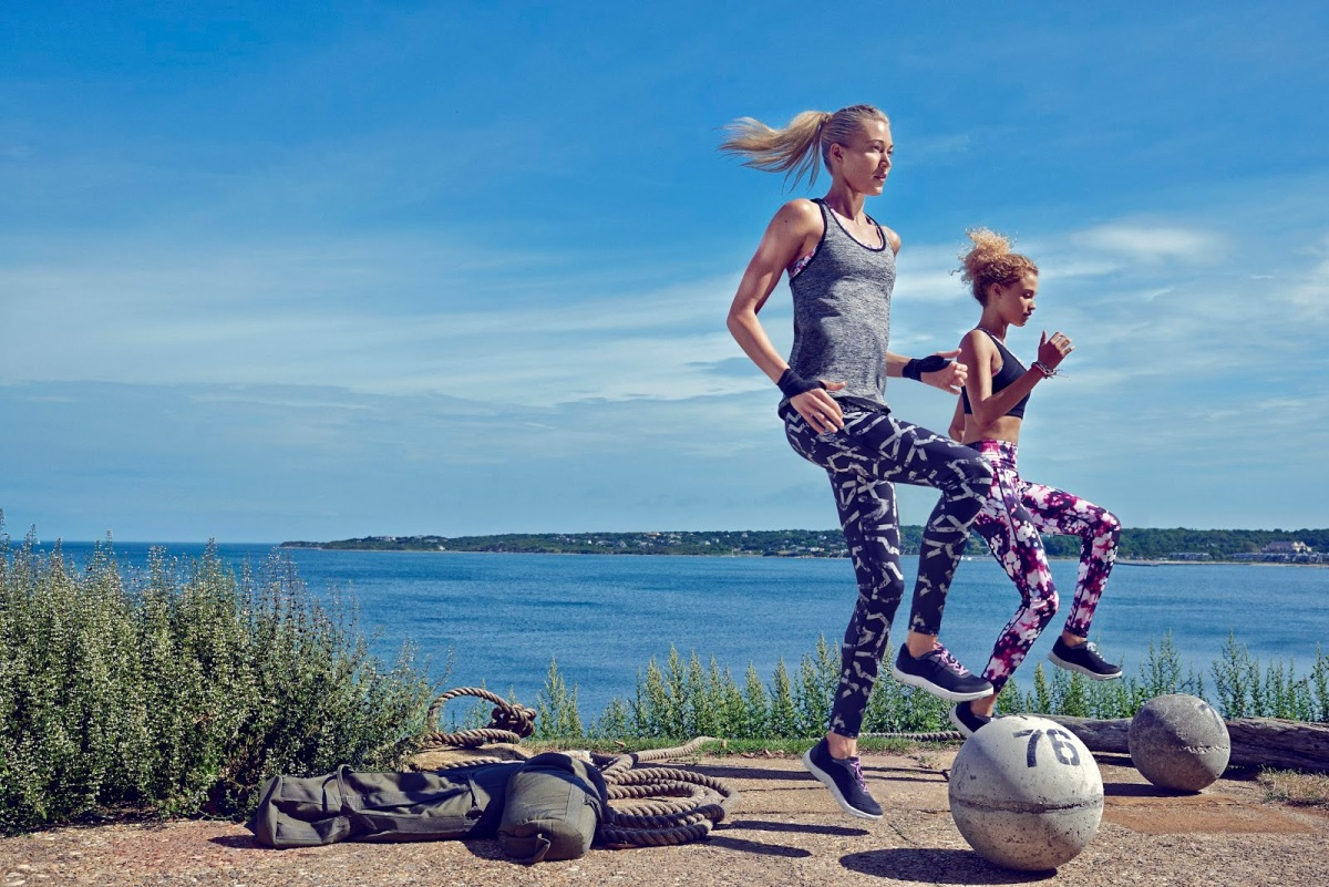 Get Athletic With H&M Sport