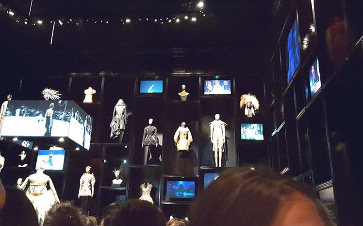 Museums of London - Alexander McQueen