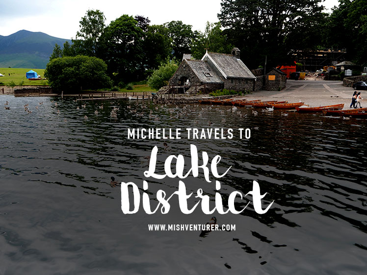 Lake District - Ambleside - Bowness - Brockhole