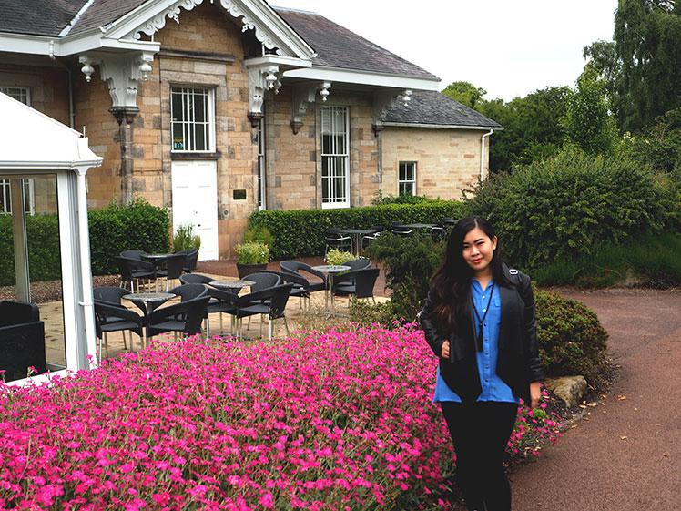 royal botanical gardens of scotland