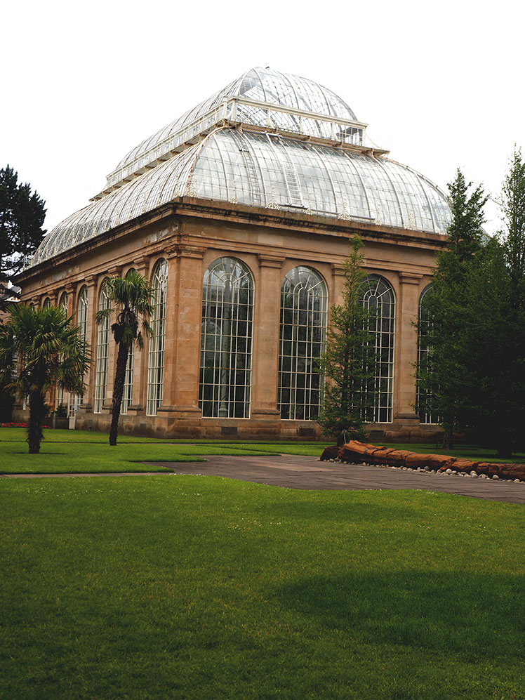 royal botanical gardens of scotland