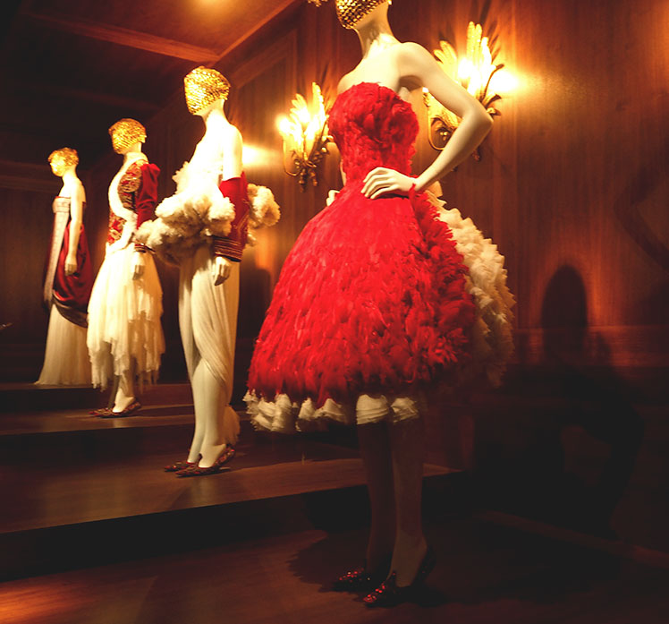 Museums of London - Alexander McQueen