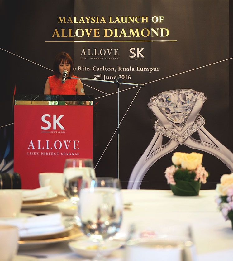 ALLOVE Diamond SK Jewellery