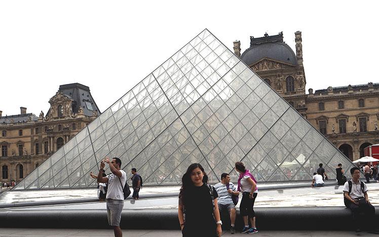 Louvre Museum Paris