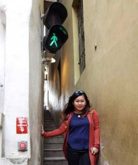 Narrowest lane
